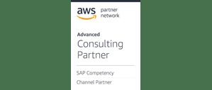 AWS Partner Network Screenshot
