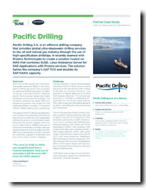 Customer Success Story Pacific Drilling PDF Link
