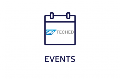 SAP Tech Ed - Protera Technologies will be present