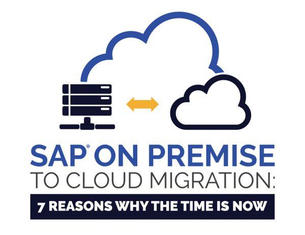 SAP on Premise to Cloud Migration