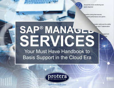 SAP Managed Services eBook